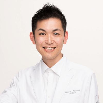 獣医師 濵田 誠太